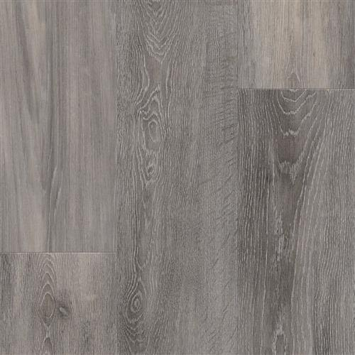 Luxe Plank With Rigid Core in Derry Oak   Foggy Gray - Vinyl by Armstrong