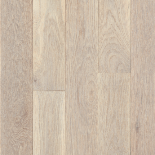 Turlington Signature Series in Antiqued White 5 - Hardwood by Armstrong (Bruce)