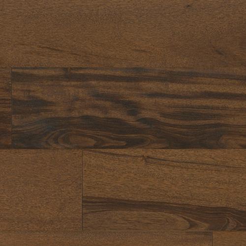 "Textured Flooring   Engineered in Tigerwood Chocolate 1/2"" X 5"" - Hardwood by Indus Parquet"