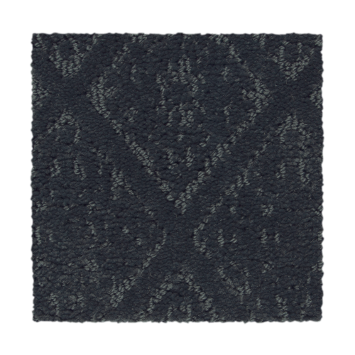 Vintage Structure in Restless Sea - Carpet by Mohawk Flooring