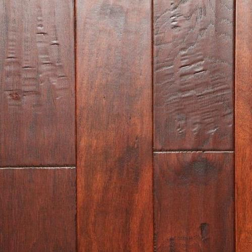 Bordeaux Collection in Acacia Walnut - Hardwood by Nuvelle