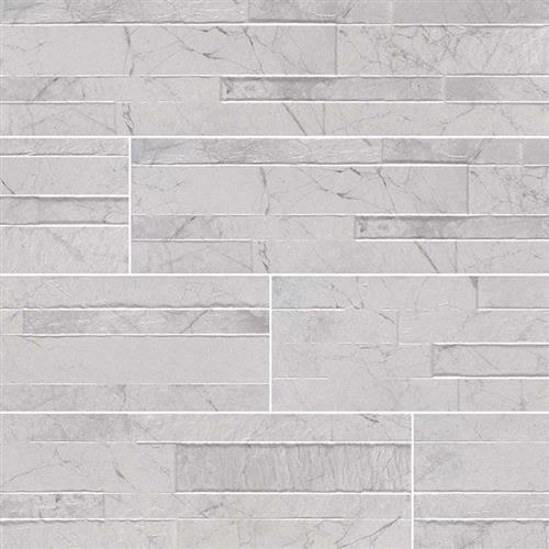 Dekora Porcelain Panels in Carrara White - Tile by MSI Stone