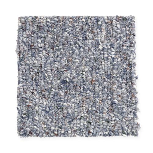 Modern Charm in Newport Blue - Carpet by Mohawk Flooring