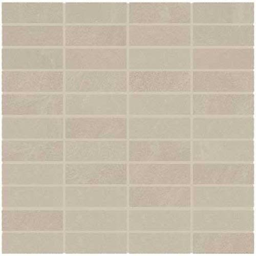 Swatch for Morning Haze   Mosaic 1x3 flooring product