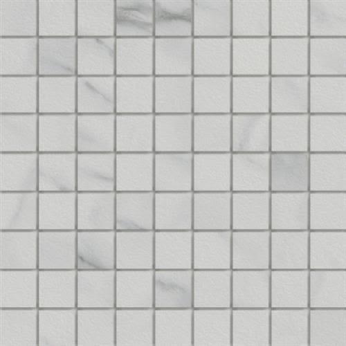 Swatch for Statuario   Mosaic 1.5x1.5 flooring product