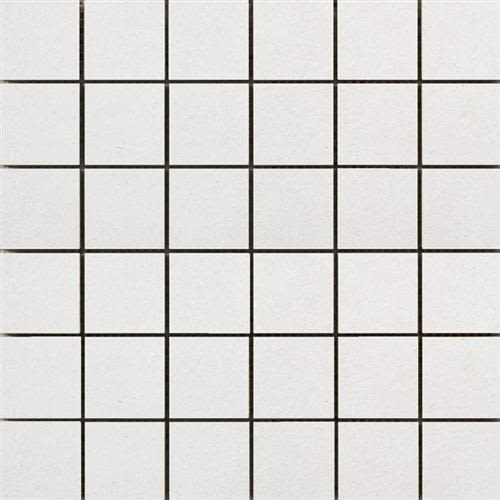 Perspective Pure in White Mosaic Mosaic - Tile by Emser Tile