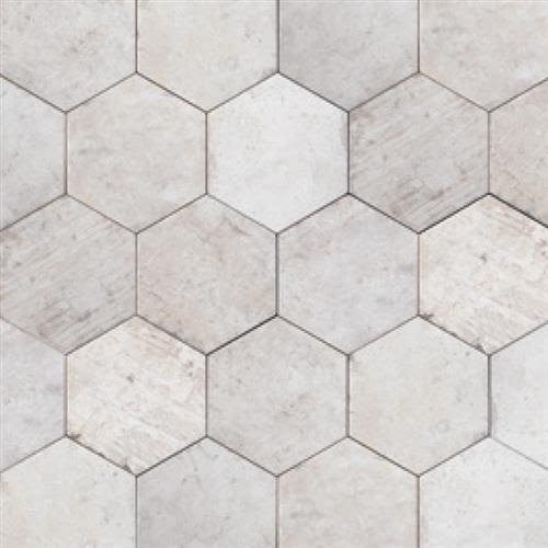 Swatch for Greenwich Village Hexagon   1010 flooring product