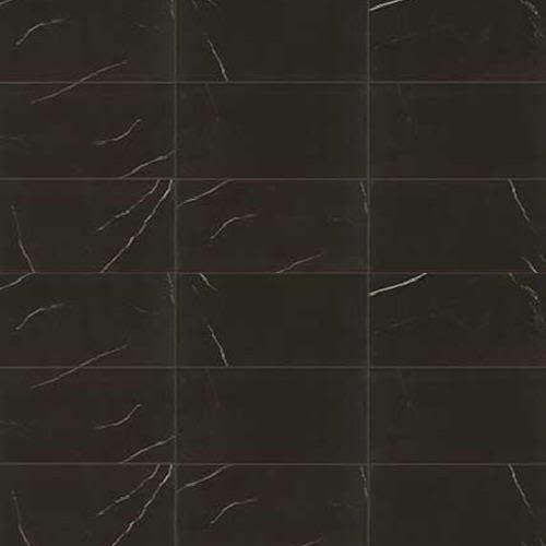 Classentino Marble in Centurio Black Polished   12x24 - Tile by Marazzi