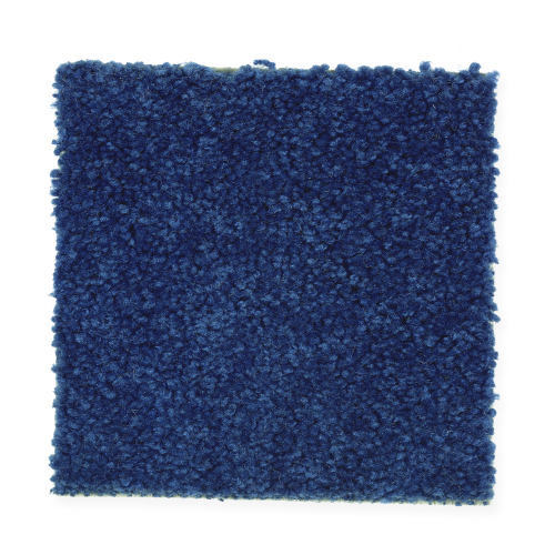 Sunset Key in Electric Blue - Carpet by Mohawk Flooring