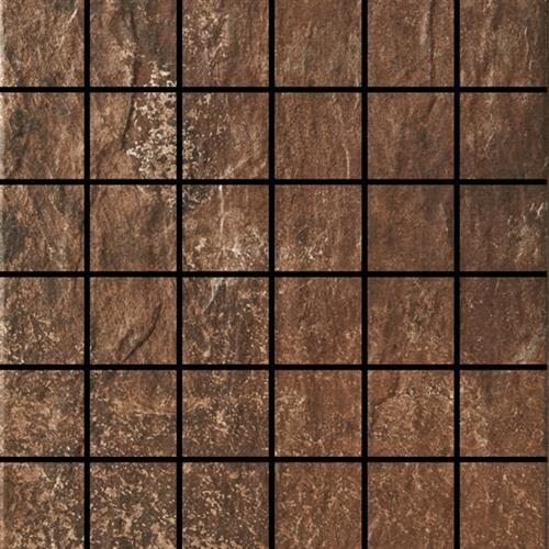 Swatch for Brown   Mosaic flooring product