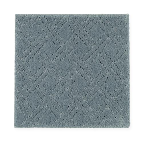 Opulent Style in Monaco Blue - Carpet by Mohawk Flooring