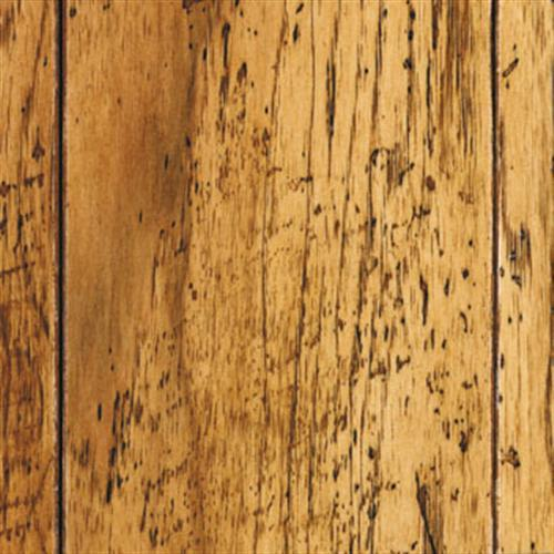 Hand Crafted  Chesapeake Hickory Plank in Amber - Hardwood by Mannington