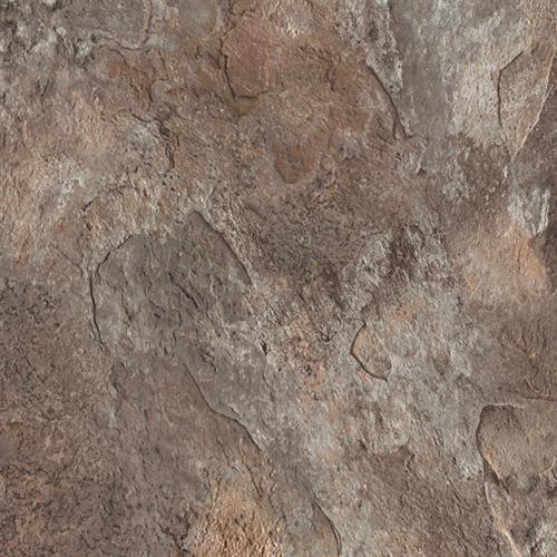 Duraceramic Origins  Sierra Slate in Rain Cloud - Vinyl by Congoleum