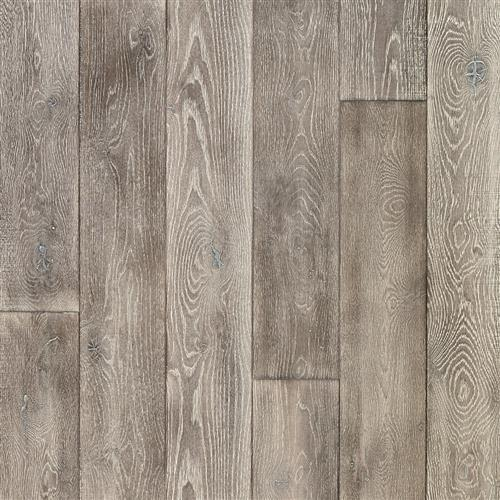 Hand Crafted  Mercado Oak in Silver - Hardwood by Mannington