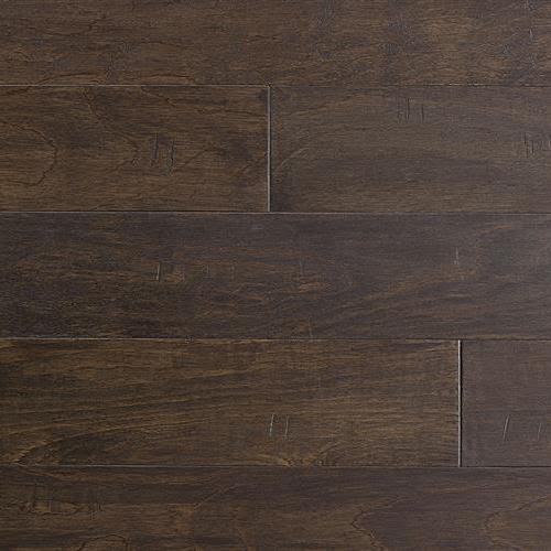 "Textured Flooring   Engineered in Langania Hickory Bertrande 1/2"" X 7 1/2"" - Hardwood by Indus Parquet"