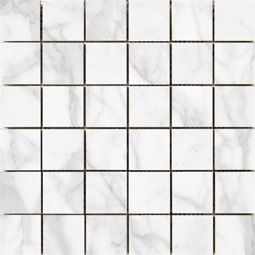 Quest in White   Mosaic - Tile by Emser Tile