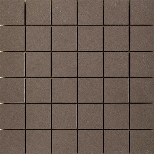 Perspective Pure in Brown Mosaic Mosaic - Tile by Emser Tile