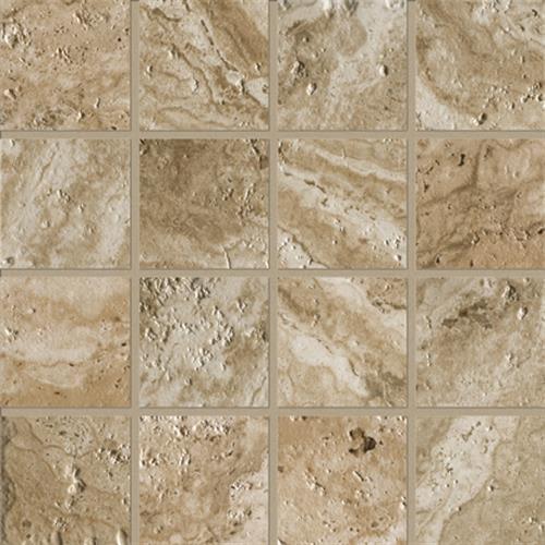 Archaeology in Babylon 3x3 Mosaic - Tile by Marazzi
