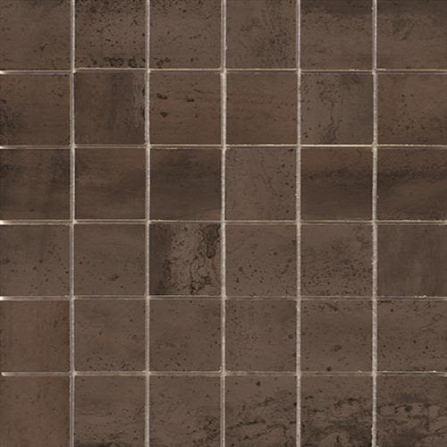 Swatch for Copper   Mosaic flooring product