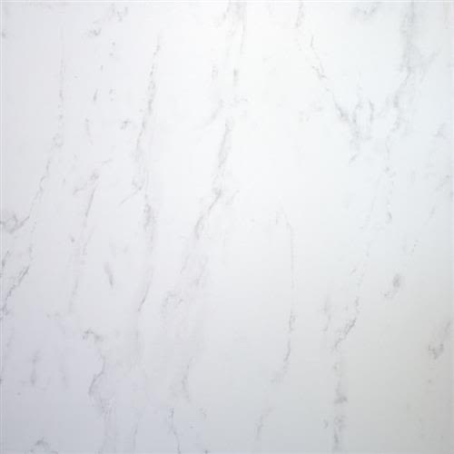 Swatch for White 18x18 flooring product