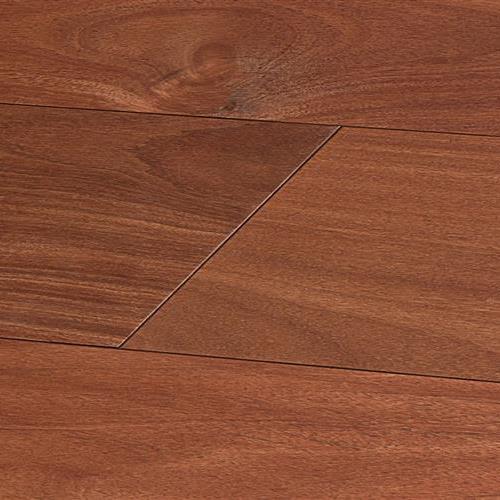 "Smooth Flooring   Solid in Santos Mahogany  3/4"" X 5½"" - Hardwood by Indus Parquet"