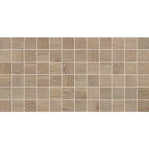 Emerson Wood in Butter Pecan   Mosaic - Tile by Daltile