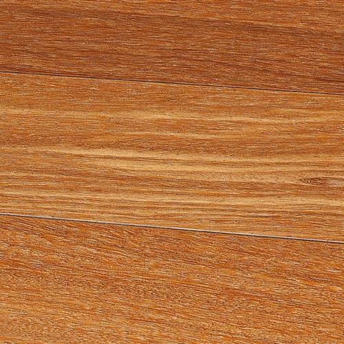 "Smooth Flooring   Solid in Brazilian Teak  3/4"" X 3"" - Hardwood by Indus Parquet"