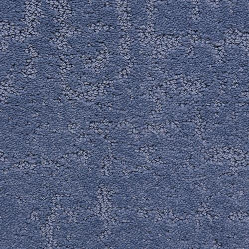 Classic Demeanor in Blue Jean - Carpet by The Dixie Group
